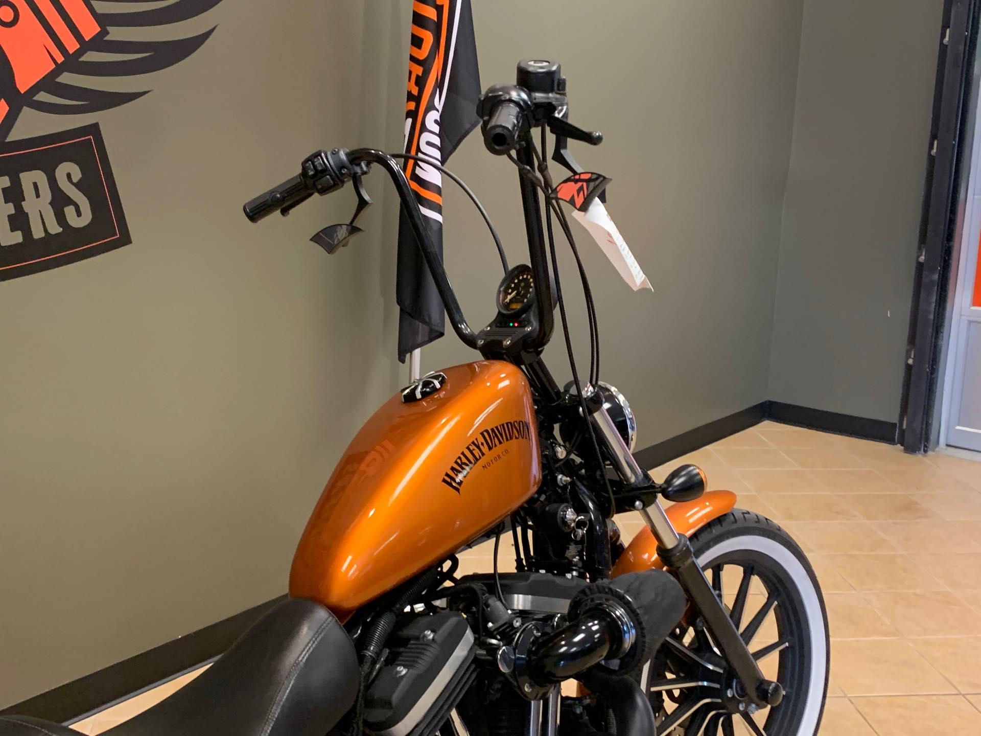 2014 Harley-Davidson Sportster Iron 883 at Loess Hills Harley-Davidson