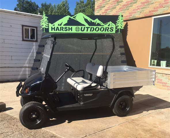 2018 Cushman Hauler 1200 Hauler 1200 Gas at Harsh Outdoors, Eaton, CO 80615