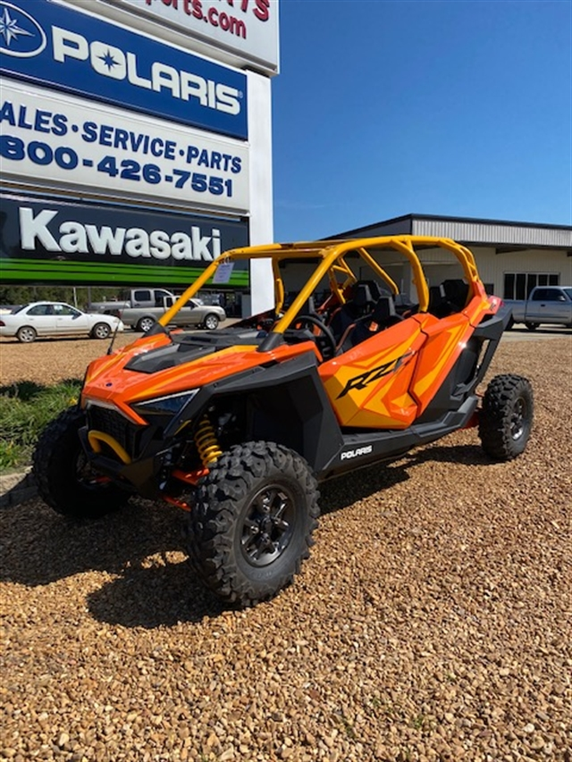 2020 Polaris RZR Pro XP 4 Orange Madness LE at R/T Powersports