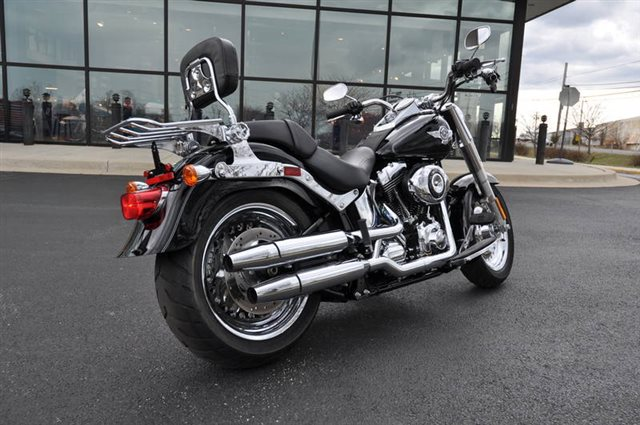 2014 Harley-Davidson Softail Fat Boy at All American Harley-Davidson, Hughesville, MD 20637