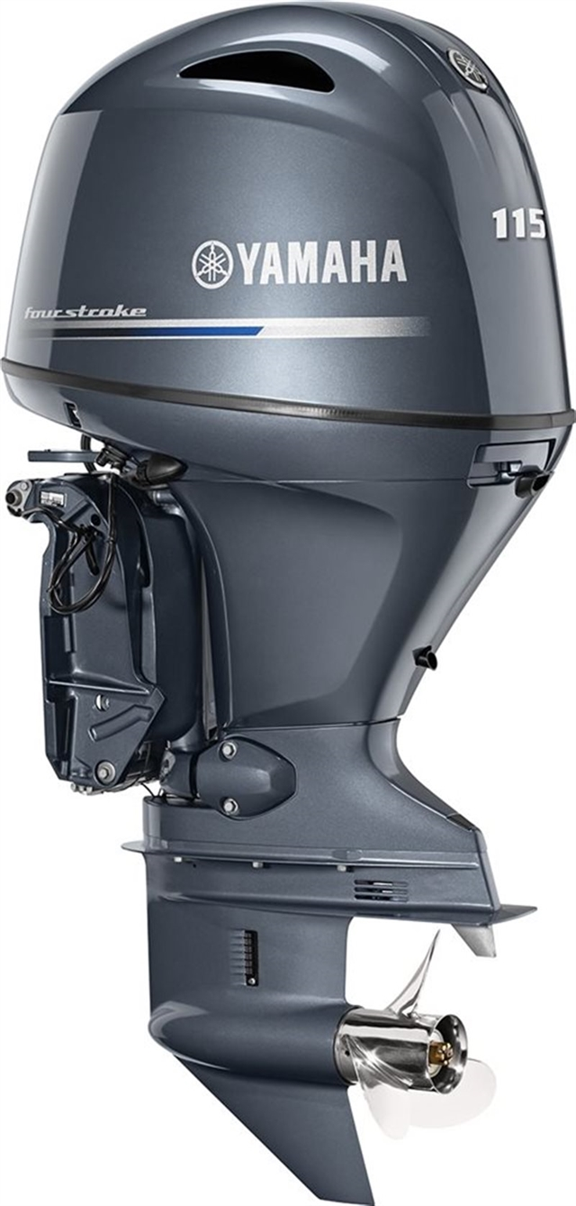 2019 Yamaha Outboard F115XB 115 hp at Kodiak Powersports & Marine