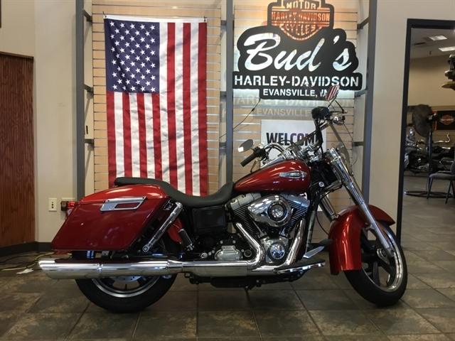 2012 Harley-Davidson Dyna Glide Switchback at Bud's Harley-Davidson