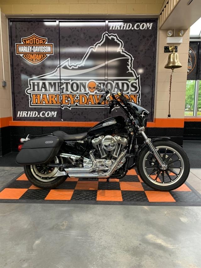 2007 Harley-Davidson Sportster 1200 Low at Hampton Roads Harley-Davidson