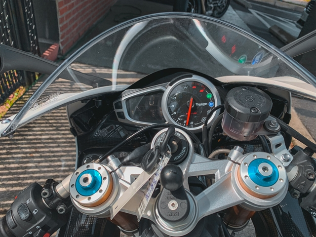 2017 Triumph Daytona 675R at Tampa Triumph, Tampa, FL 33614