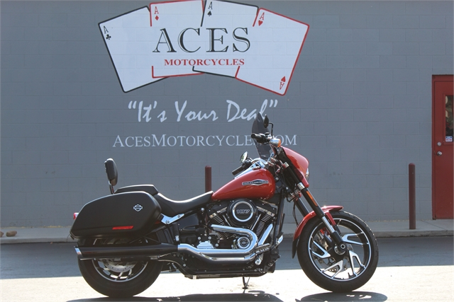 2020 Harley-Davidson Softail Sport Glide at Aces Motorcycles - Fort Collins