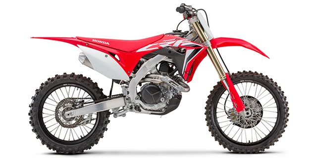 2020 Honda CRF 450R at Interstate Honda