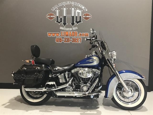 2009 Harley-Davidson Softail Heritage Softail Classic at Lima Harley-Davidson