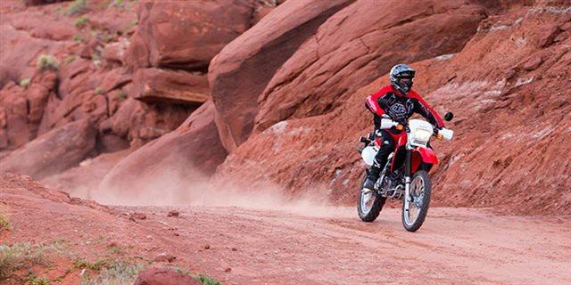 2021 Honda XR 650L at Wild West Motoplex