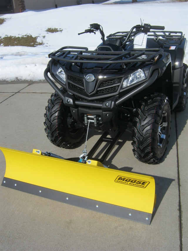2019 CFMOTO CFORCE 500S Snow Plow 500S at Brenny's Motorcycle Clinic, Bettendorf, IA 52722