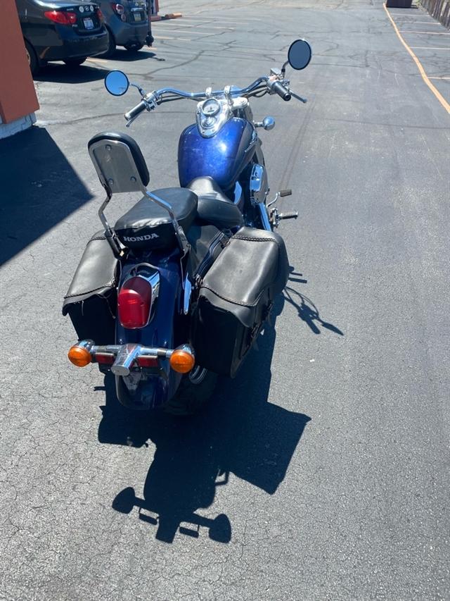 2002 Honda VT750 DLX at Thunder Harley-Davidson