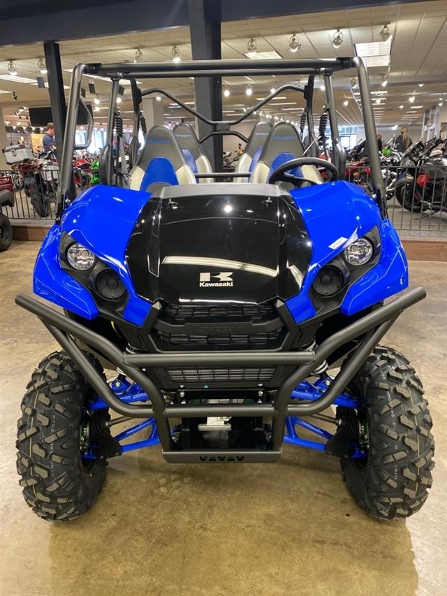 2021 Kawasaki Teryx4 Base at Sloans Motorcycle ATV, Murfreesboro, TN, 37129