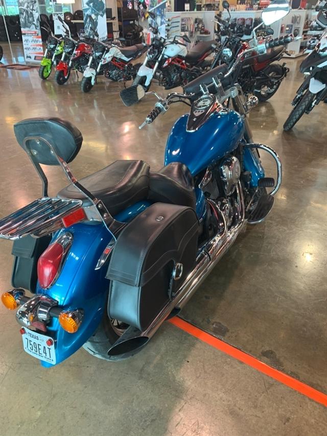 2007 Kawasaki Vulcan 900 Classic at Kent Powersports of Austin, Kyle, TX 78640