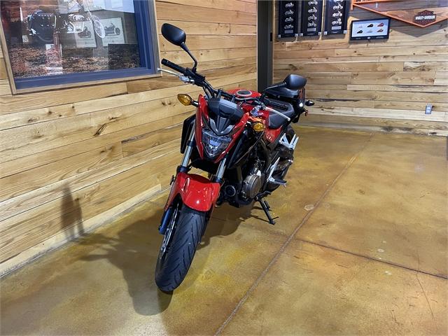2017 Honda CB500F ABS at Thunder Road Harley-Davidson