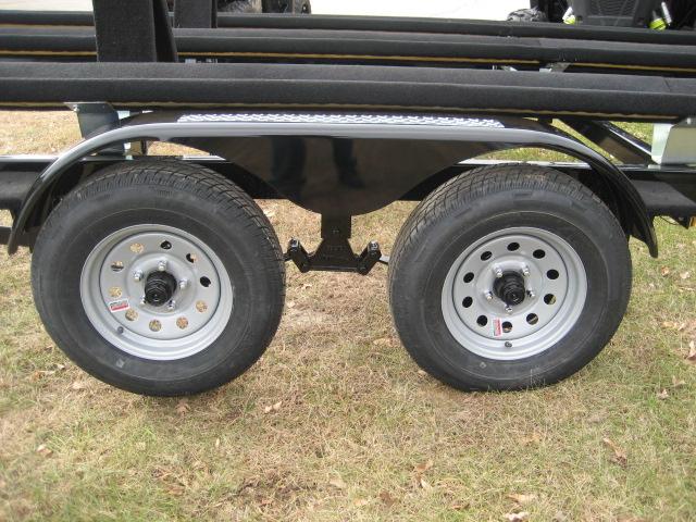 2019 Trailmaster WBTH2451BR - pontoon bunk trailer at Fort Fremont Marine, Fremont, WI 54940