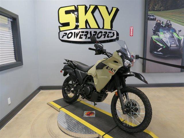 2022 Kawasaki KLR 650 ABS at Sky Powersports Port Richey