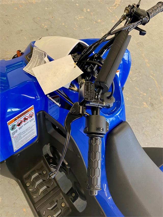 2021 Kawasaki KFX 50 at Shreveport Cycles