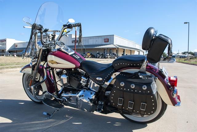 2007 Harley-Davidson Softail Heritage Softail Classic at Javelina Harley-Davidson