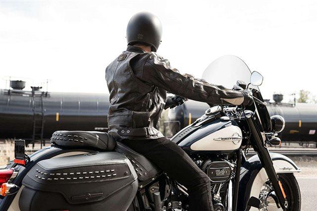 2019 Harley-Davidson Softail Heritage Classic 114 at Columbia Powersports Supercenter