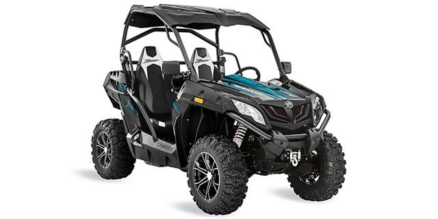 2018 CFMOTO ZFORCE 800 Trail at Hebeler Sales & Service, Lockport, NY 14094