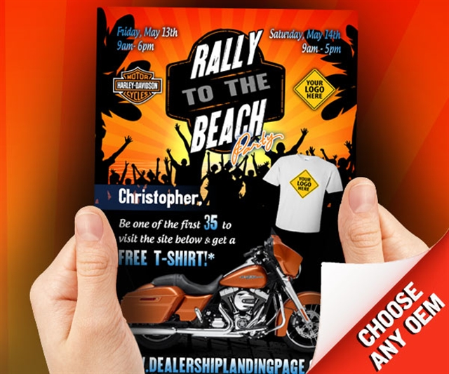 Rally to the Beach Powersports at PSM Marketing - Peachtree City, GA 30269