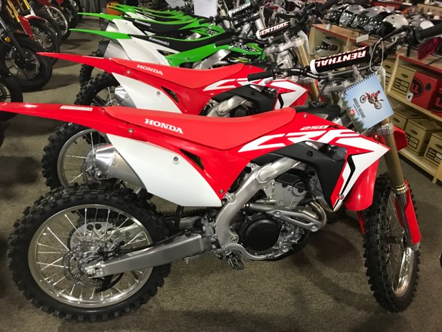 2018 Honda CRF 250R at Dale's Fun Center, Victoria, TX 77904