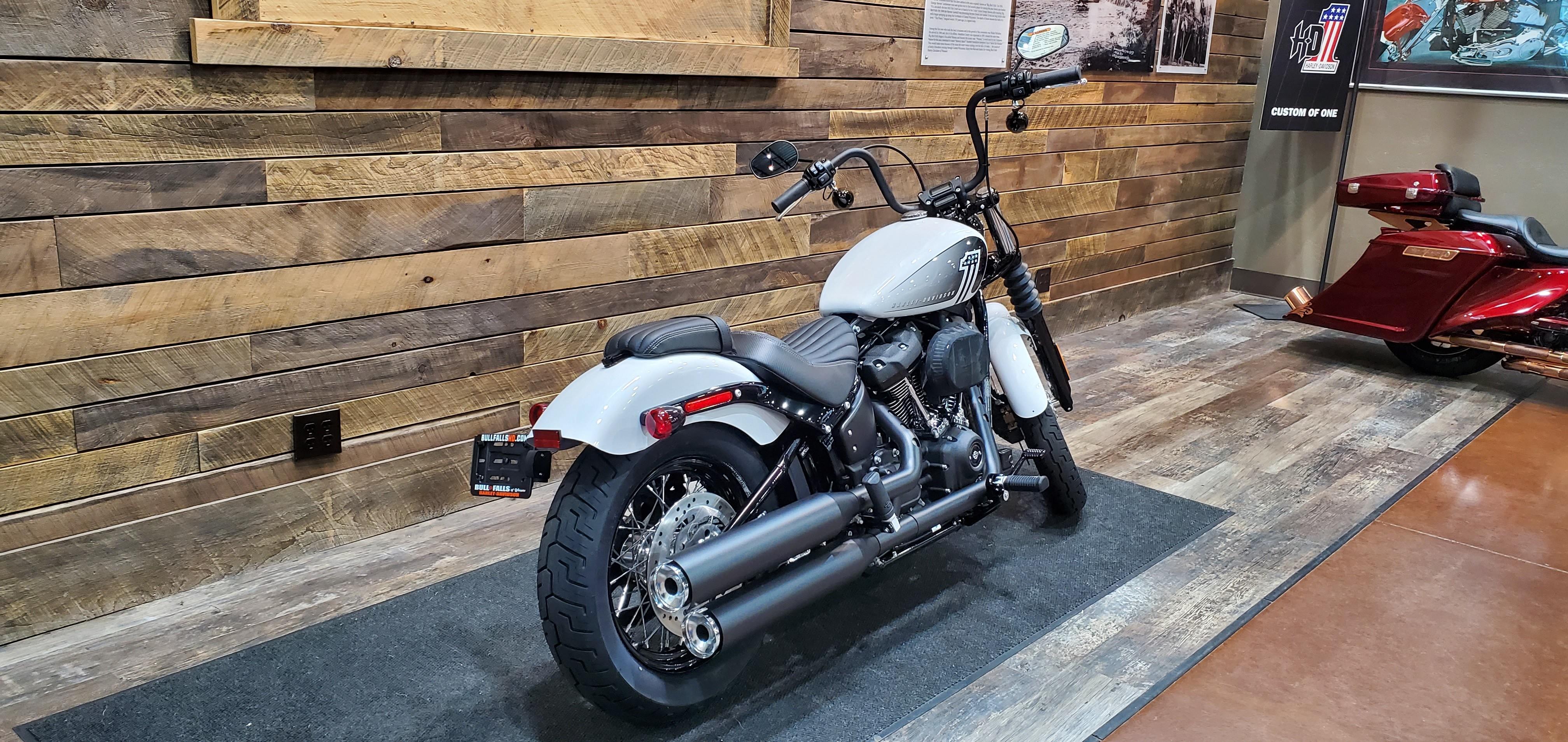 2021 Harley-Davidson Cruiser Street Bob 114 at Bull Falls Harley-Davidson