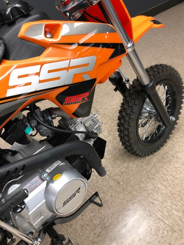 2019 SSR Motorsports SR110 SEMI at Sloans Motorcycle ATV, Murfreesboro, TN, 37129