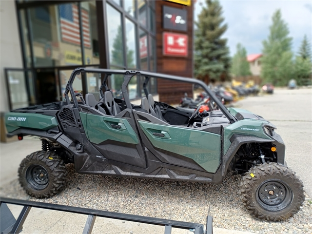 2021 Can-Am Commander MAX DPS 1000R at Power World Sports, Granby, CO 80446