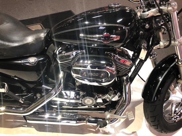 2012 Harley-Davidson XL1200C - Sportster 1200 Custom 1200 Custom at Martin Moto