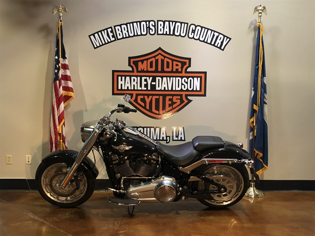 2018 Harley-Davidson Softail Fat Boy 114 at Mike Bruno's Bayou Country Harley-Davidson