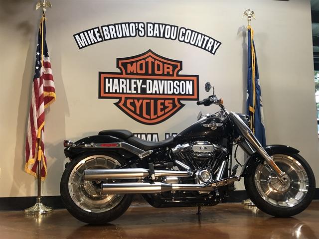 2018 Harley-Davidson Softail Fat Boy 114 at Mike Bruno's Bayou Country Harley-Davidson