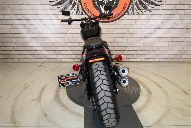 2021 Harley-Davidson Cruiser Fat Bob 114 at Wolverine Harley-Davidson