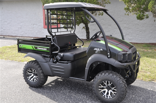 2019 Kawasaki Mule SX FI 4x4 XC LE at Seminole PowerSports North, Eustis, FL 32726