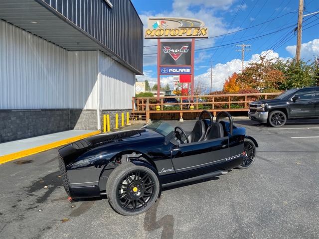 2021 VANDERHALL CARMEL BLACKJACK at Lynnwood Motoplex, Lynnwood, WA 98037