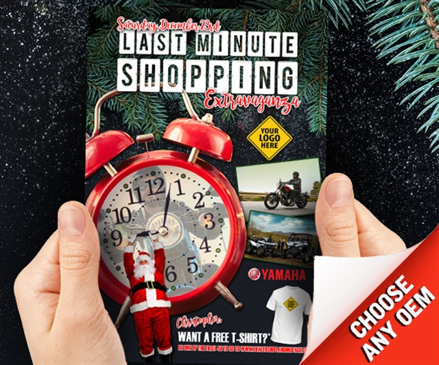 Last Minute Shopping Powersports at PSM Marketing - Peachtree City, GA 30269