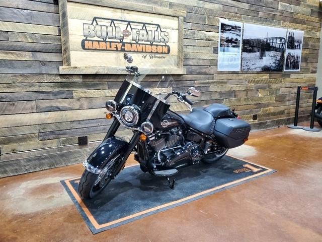 2019 Harley-Davidson Softail Heritage Classic 114 at Bull Falls Harley-Davidson
