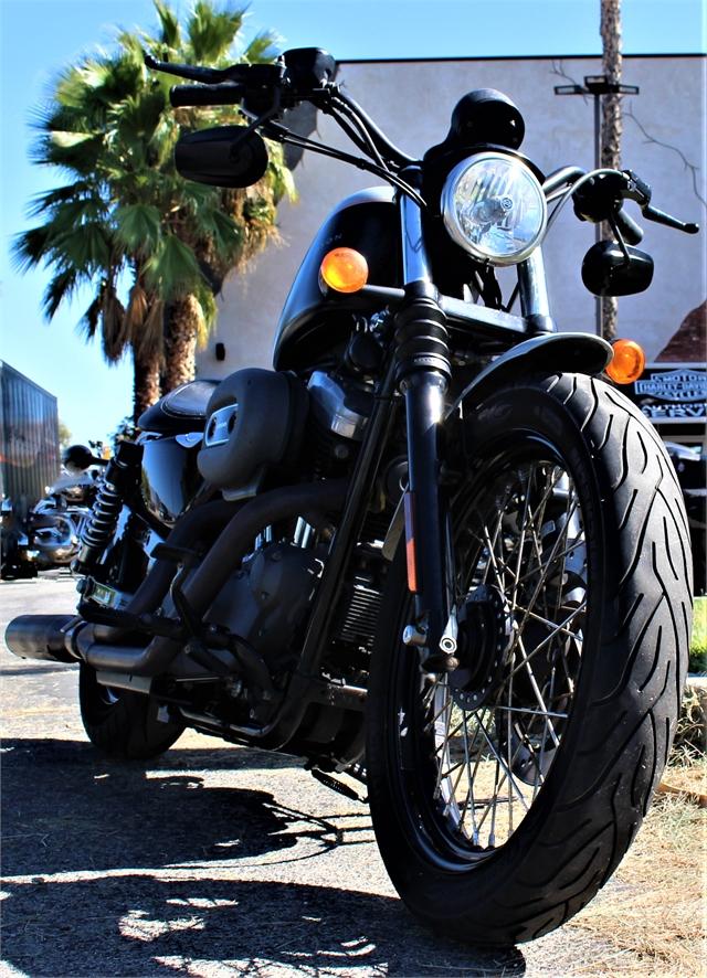 2007 Harley-Davidson Sportster 1200 Nightster at Quaid Harley-Davidson, Loma Linda, CA 92354