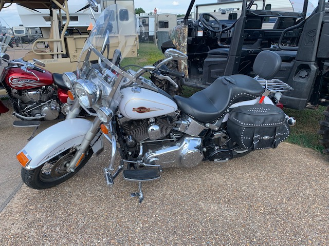 2008 Harley-Davidson Softail Heritage Softail Classic at Campers RV Center, Shreveport, LA 71129