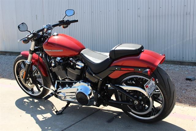 2019 Harley-Davidson Softail Breakout at Gruene Harley-Davidson