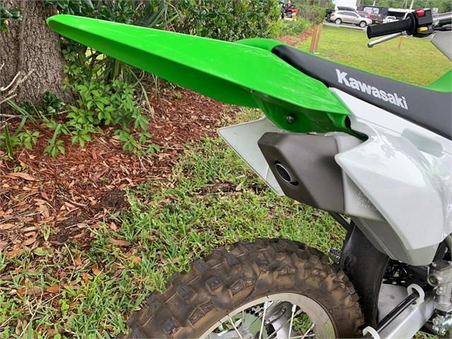 2021 Kawasaki KLX 140R at Powersports St. Augustine