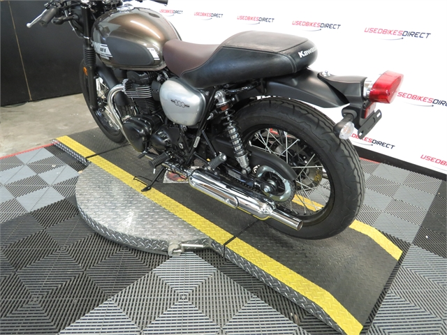 2019 Kawasaki W800 Cafe at Used Bikes Direct