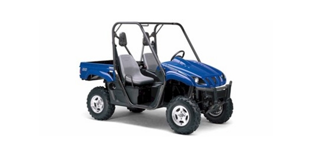 2007 Yamaha Rhino 660 Auto 4x4 Special Edition at ATVs and More
