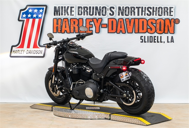 2019 Harley-Davidson Softail Fat Bob at Mike Bruno's Northshore Harley-Davidson