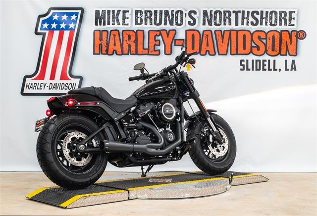2019 Harley-Davidson Softail Fat Bob at Mike Bruno's Northshore Harley-Davidson