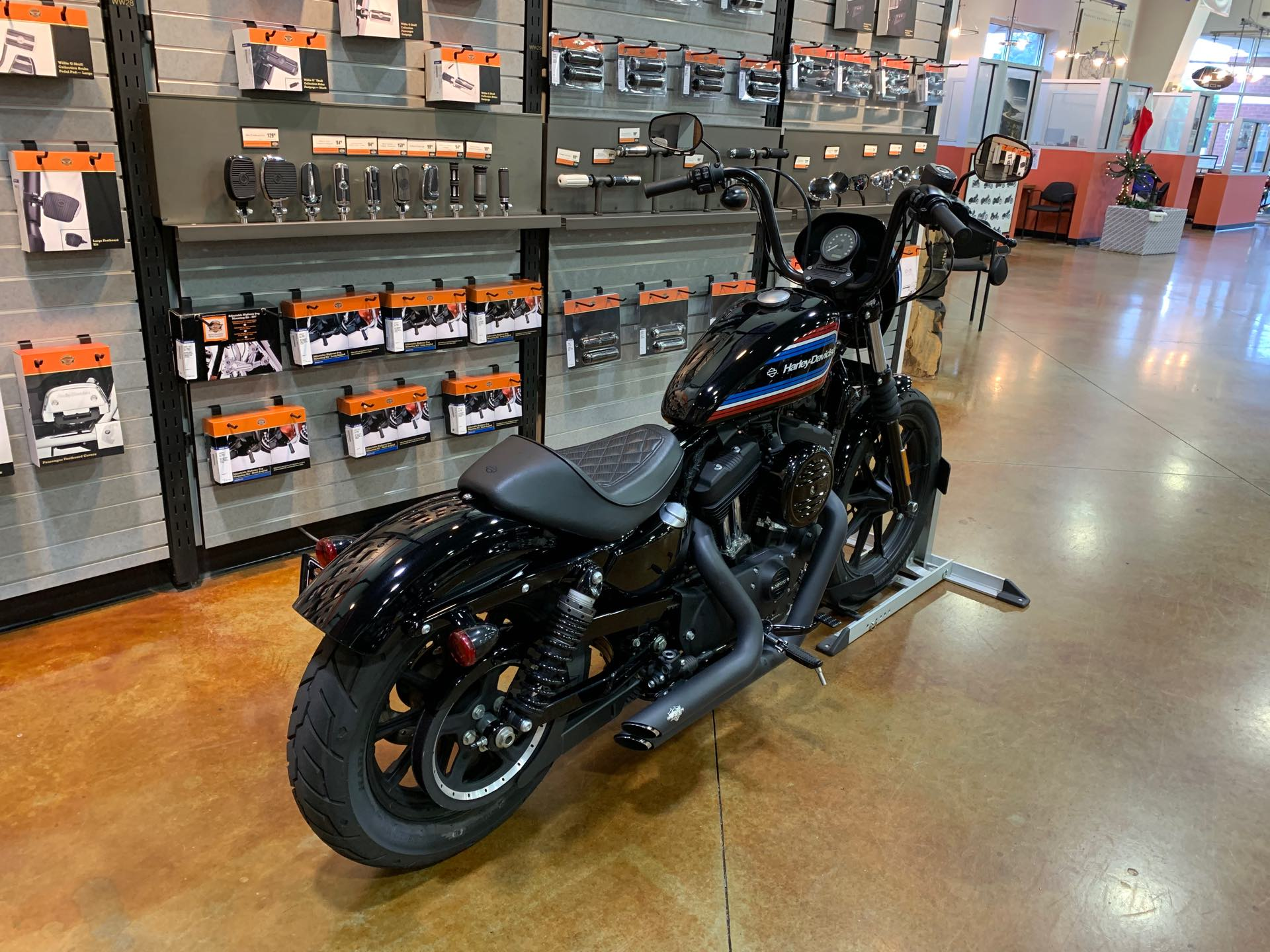 2020 Harley-Davidson Sportster Iron 1200 at Colonial Harley-Davidson
