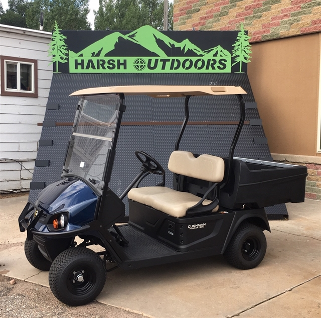 2018 Cushman Hauler 800 Hauler 800 Electric at Harsh Outdoors, Eaton, CO 80615