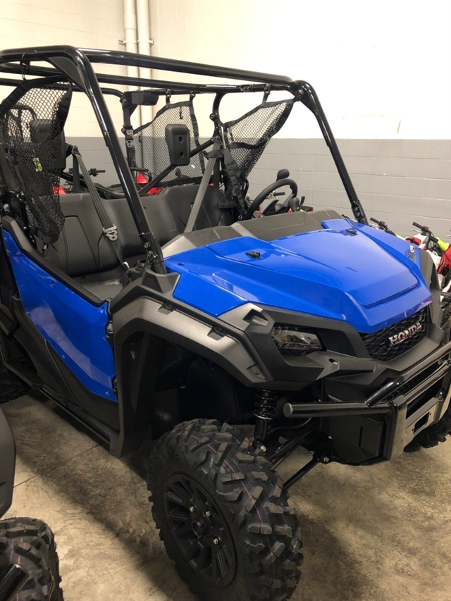 How To Check Transmission >> 2020 HONDA PIONEER 1000 5-SEAT DELUXE Deluxe | Genthe Honda Powersports