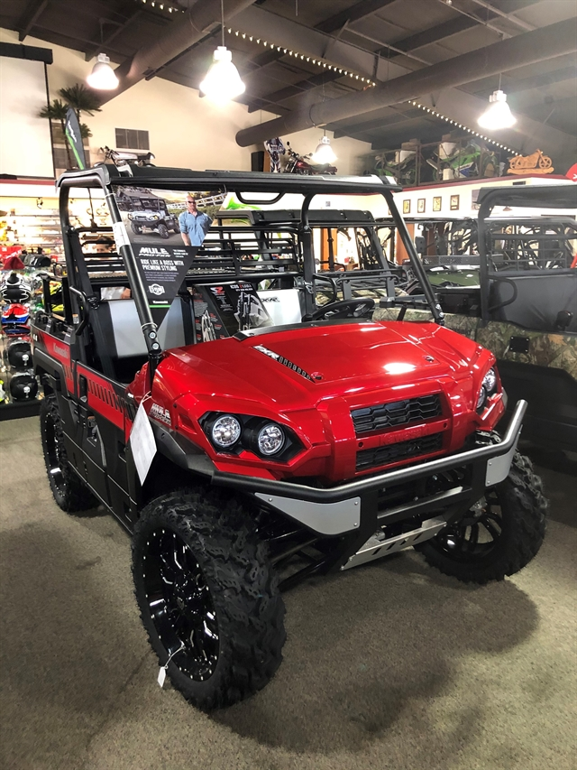 2020 Kawasaki Mule PRO-FXR Base at Dale's Fun Center, Victoria, TX 77904