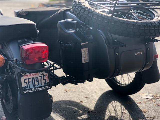 2018 Ural Gear-Up 750 at Lynnwood Motoplex, Lynnwood, WA 98037