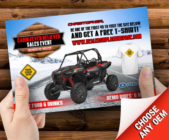 Cabin Fever Reliever Powersports at PSM Marketing - Peachtree City, GA 30269